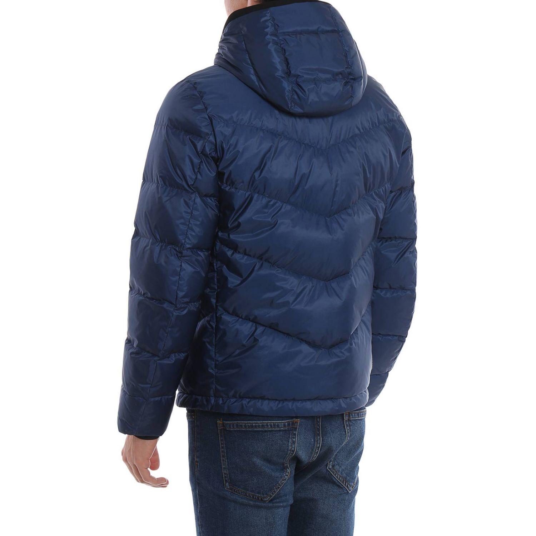 Sweatshirt men Woolrich blue 2