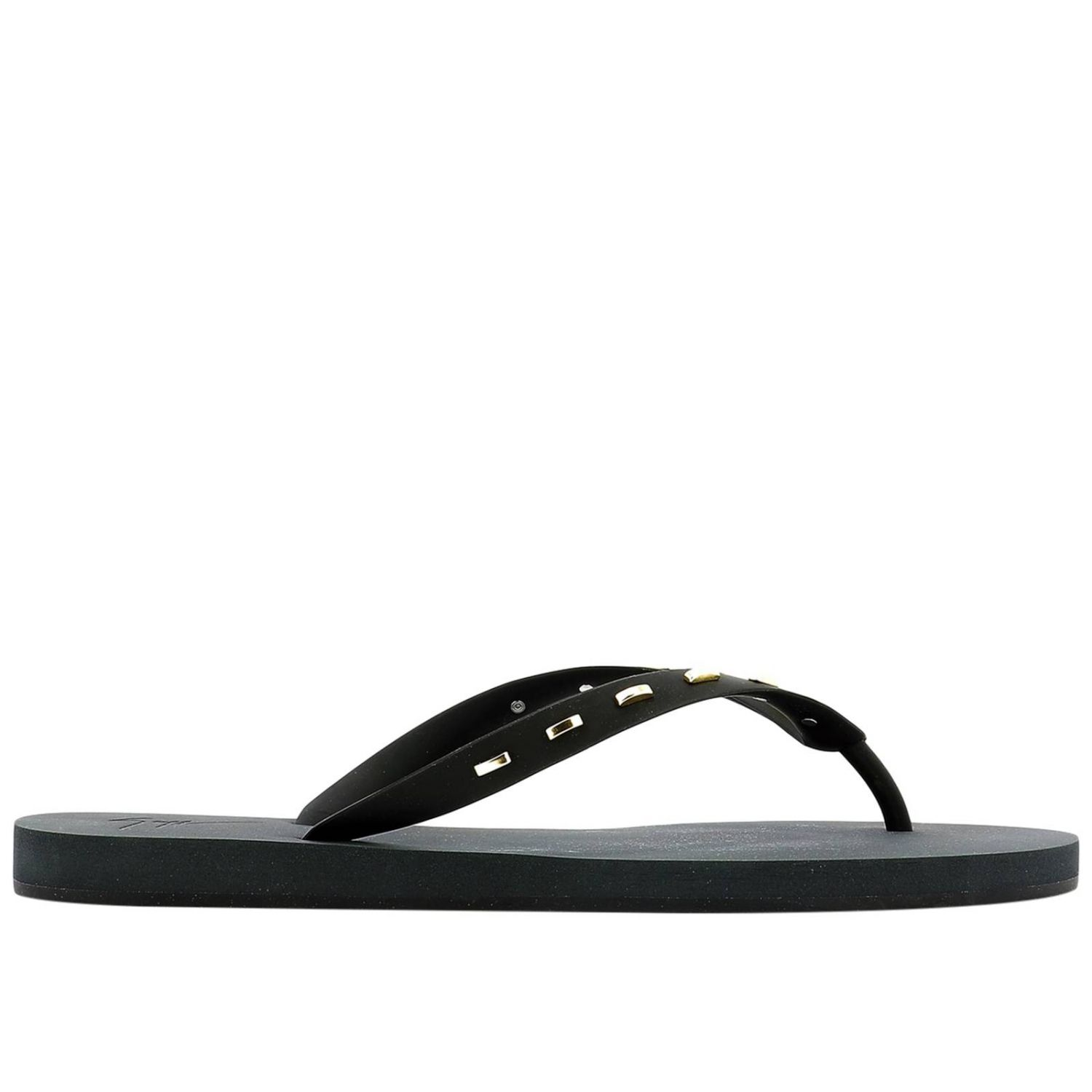 Sandals men Giuseppe Zanotti Design black 1