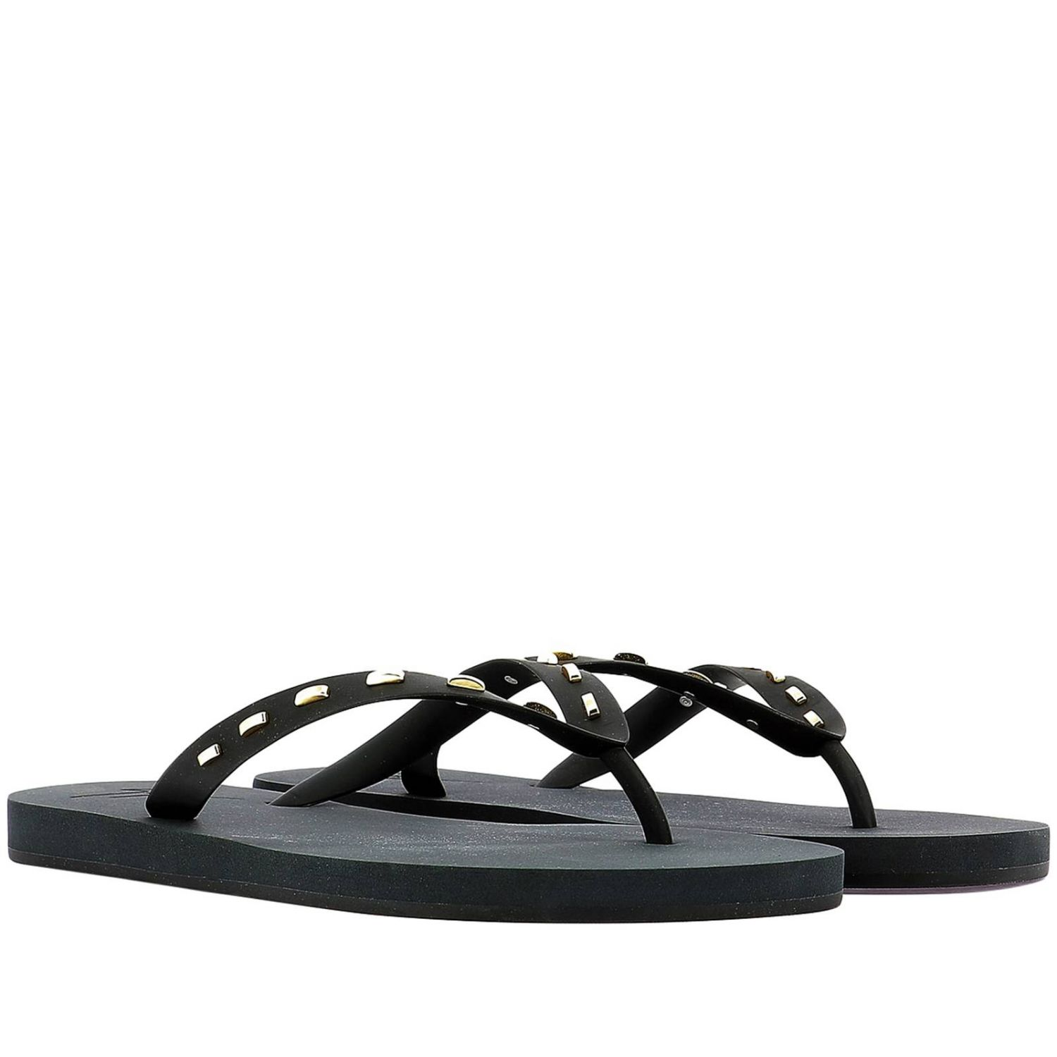 Sandals men Giuseppe Zanotti Design black 2