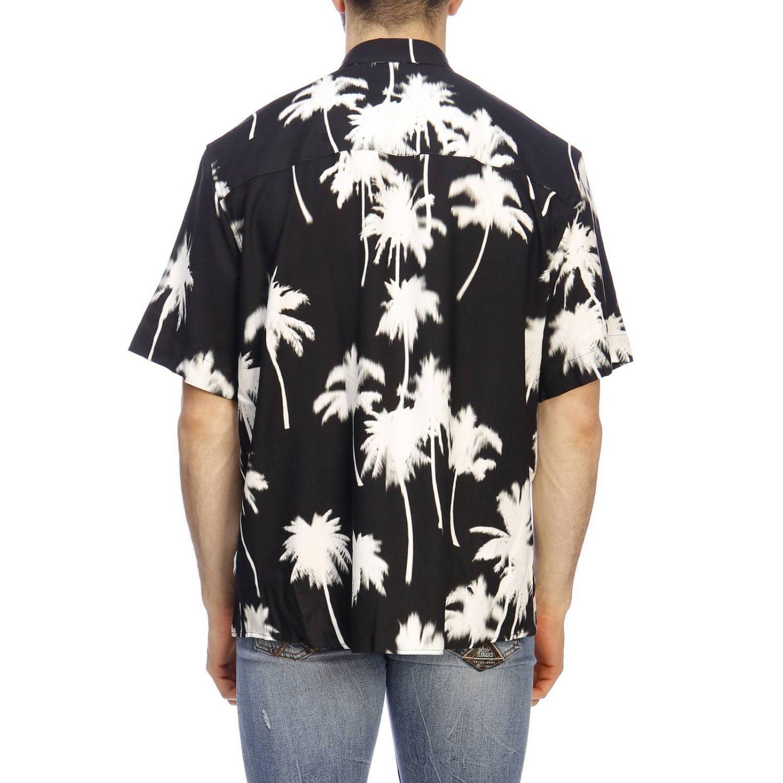 Shirt men Msgm black 3