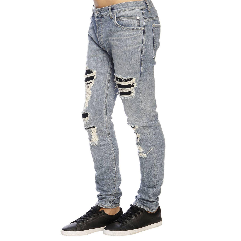 Jeans men Balmain blue 2