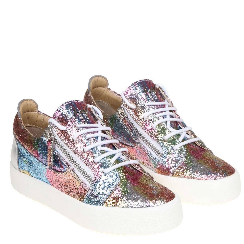 Спортивная обувь Женское Giuseppe Zanotti Design многоцветный 2