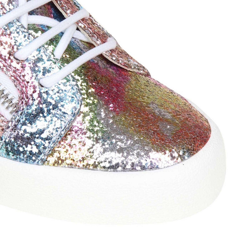 Спортивная обувь Женское Giuseppe Zanotti Design многоцветный 3