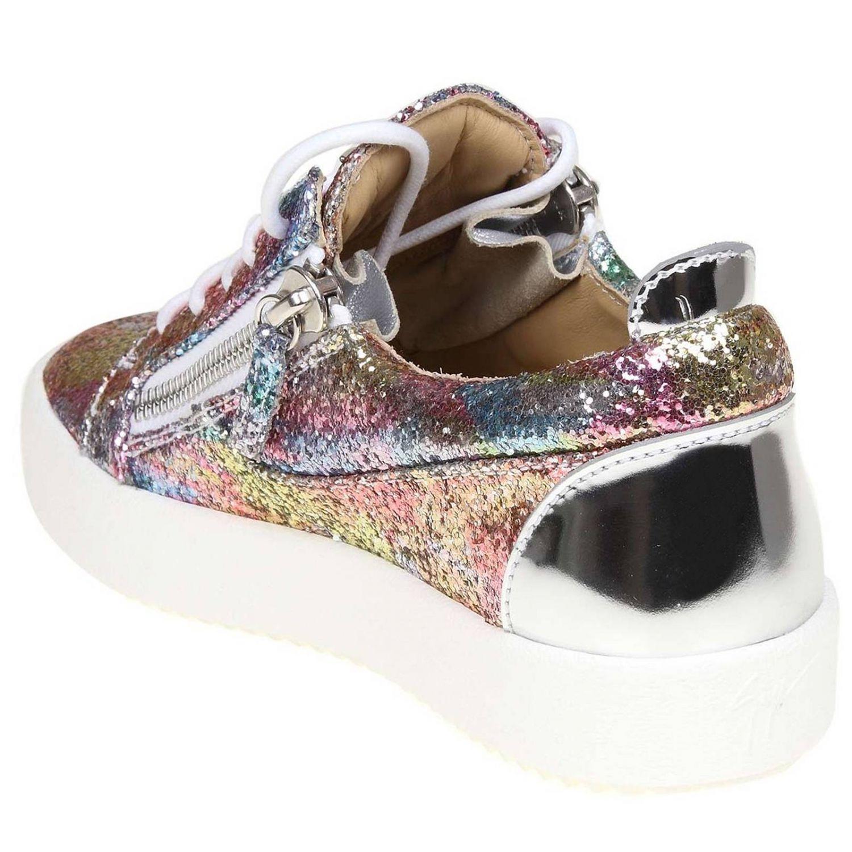 Спортивная обувь Женское Giuseppe Zanotti Design многоцветный 4