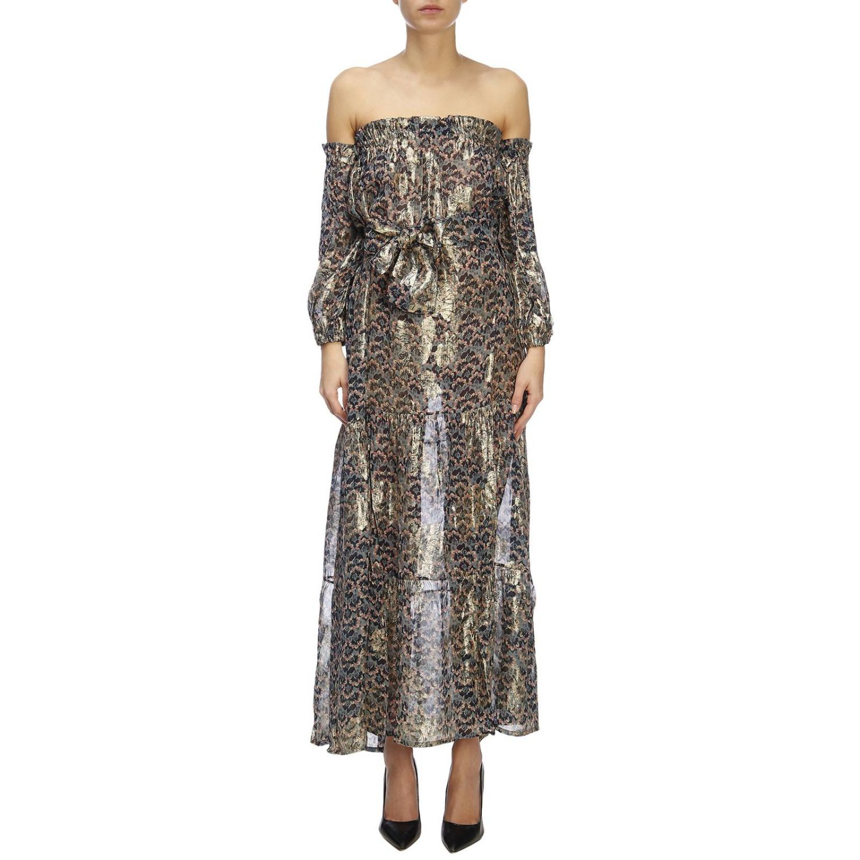 Kleid damen Anjuna hellblau 1