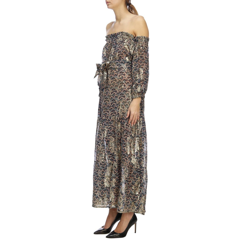 Kleid damen Anjuna hellblau 2