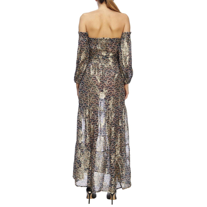 Kleid damen Anjuna hellblau 3