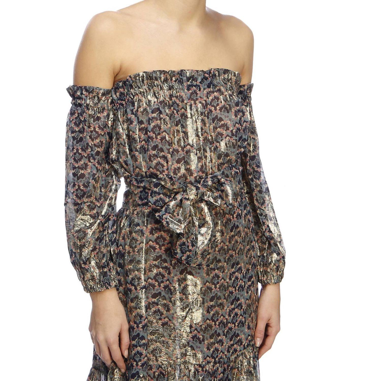 Kleid damen Anjuna hellblau 5