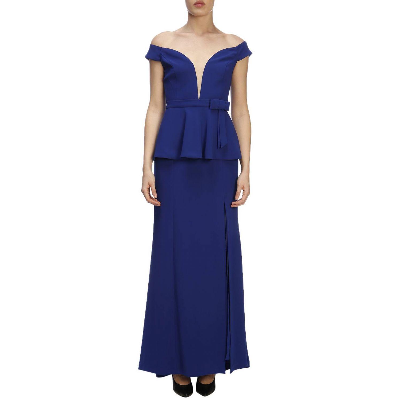 Dress Hanita: Dress women Hanita red 1
