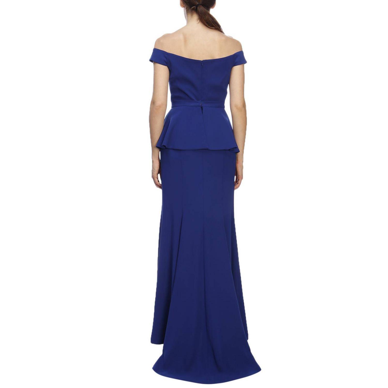 Dress Hanita: Dress women Hanita red 3