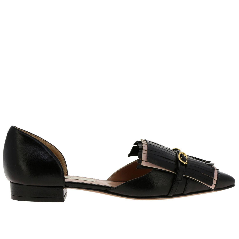 鞋 女士 L'autre Chose 黑色 1