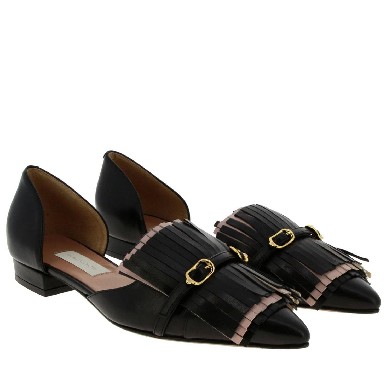 鞋 女士 L'autre Chose 黑色 2