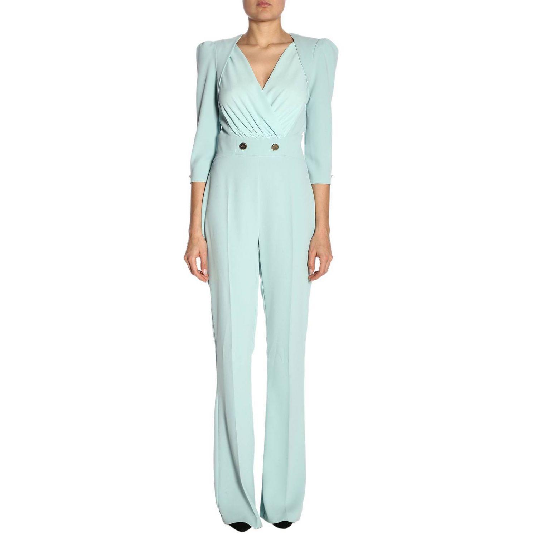 Jumpsuits women Elisabetta Franchi blue 1