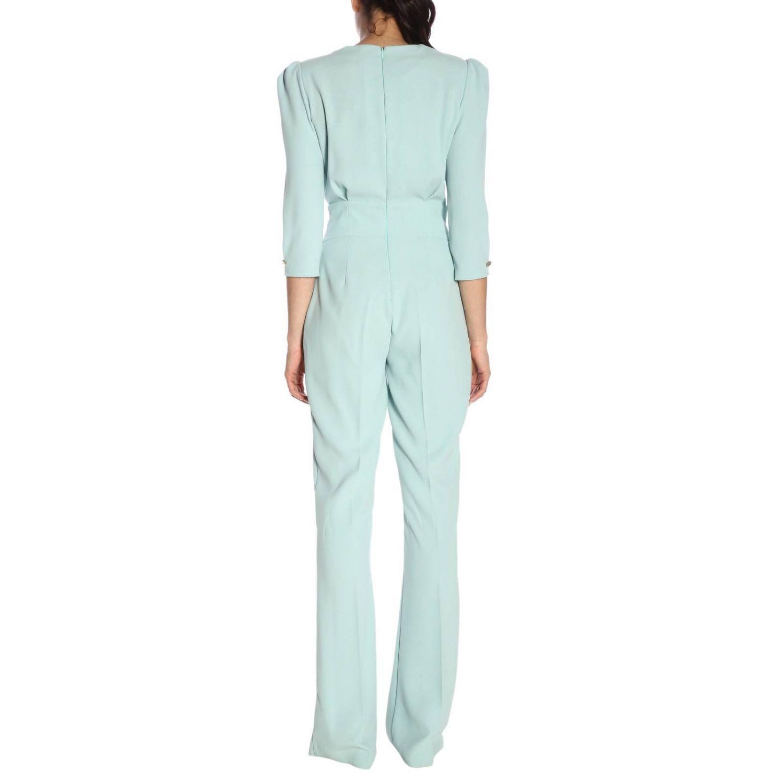 Jumpsuits women Elisabetta Franchi blue 3