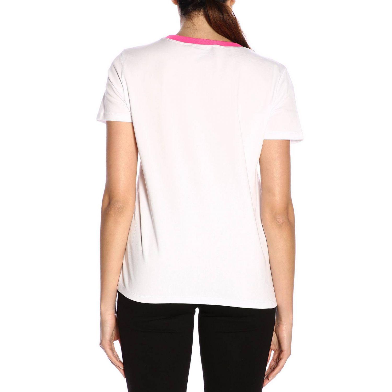 T-shirt women Blumarine white 3