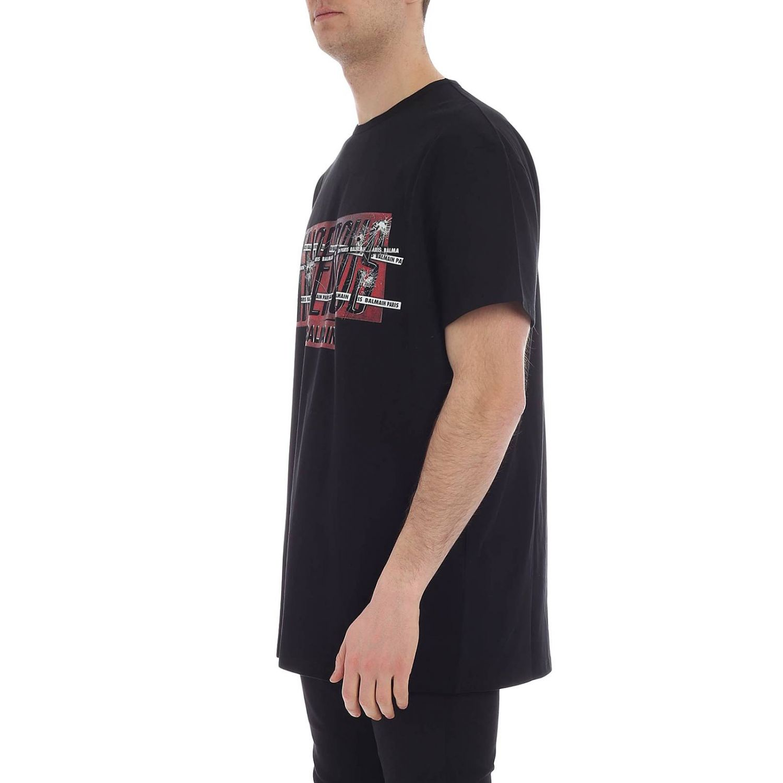 Pullover herren Balmain schwarz 2
