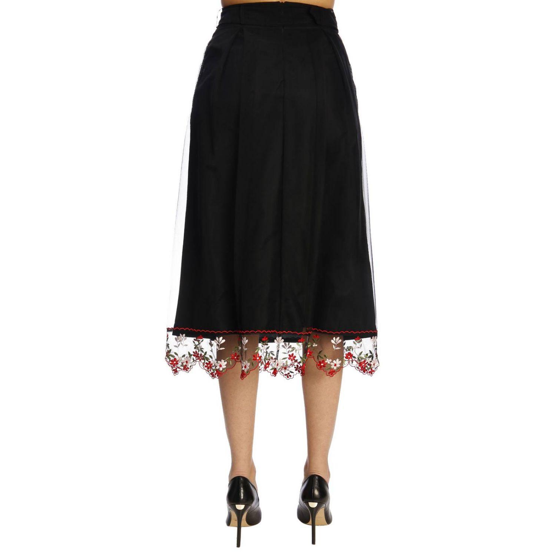 Skirt women Simone Rocha black 3