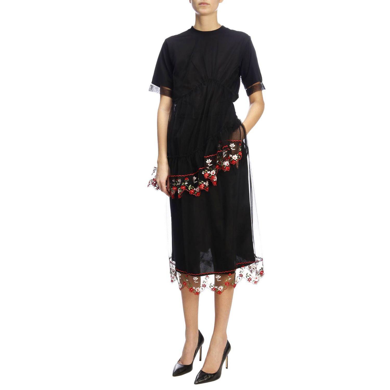 Skirt women Simone Rocha black 4