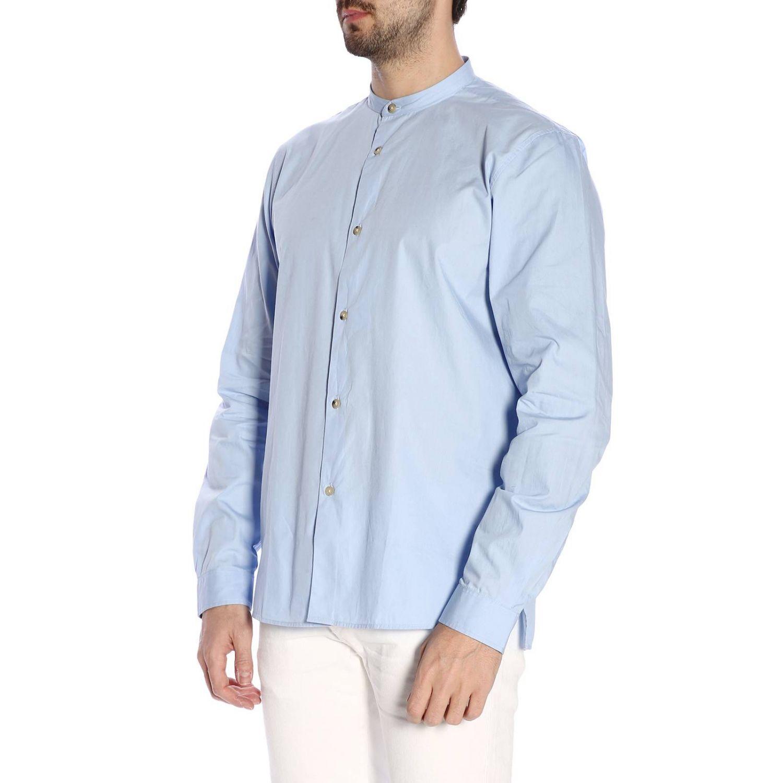 Рубашка Мужское Acne Studios синий 2