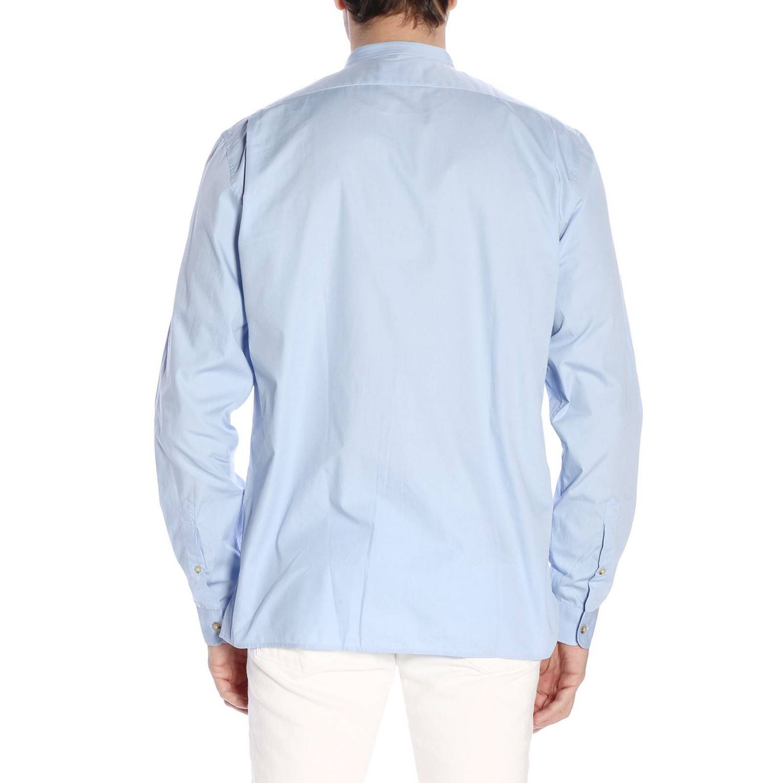 Рубашка Мужское Acne Studios синий 3