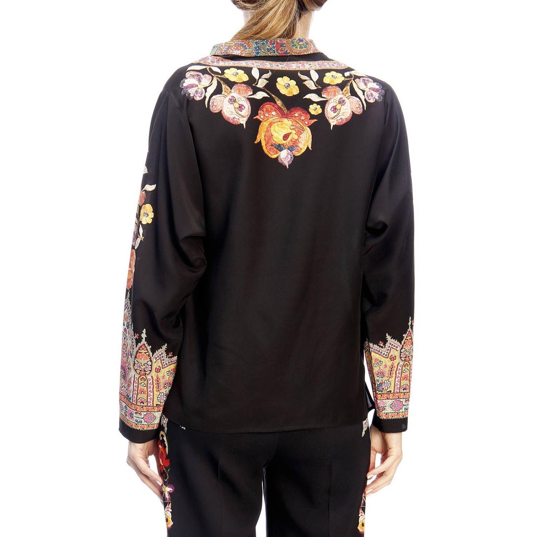 T-shirt damen Etro bunt 3