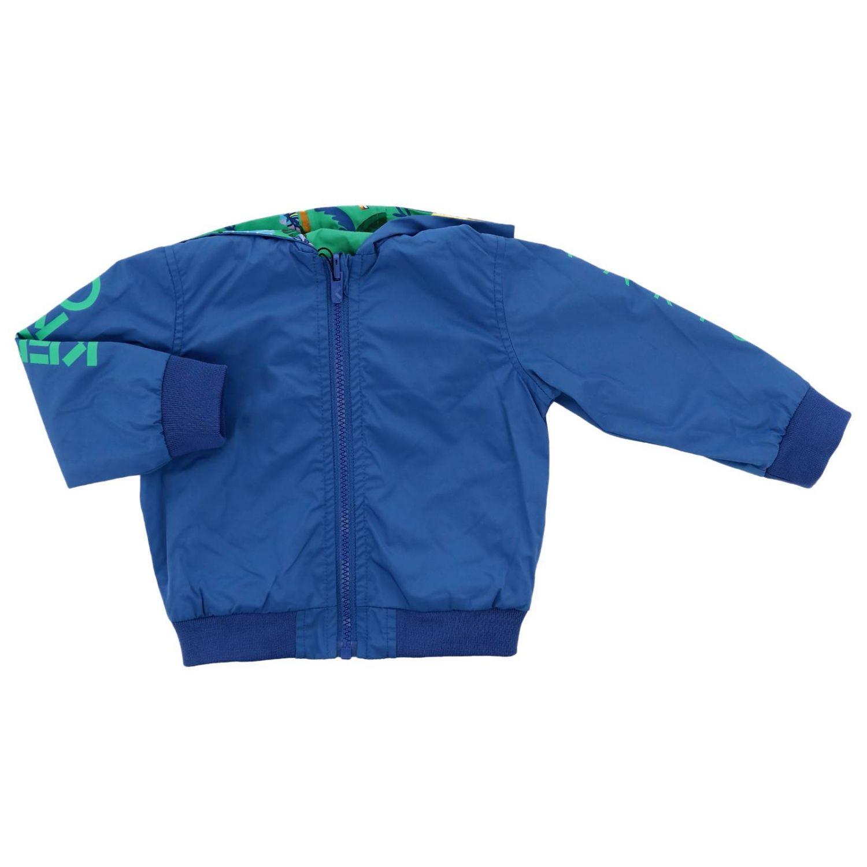 Chaqueta niños Kenzo Junior verde 3