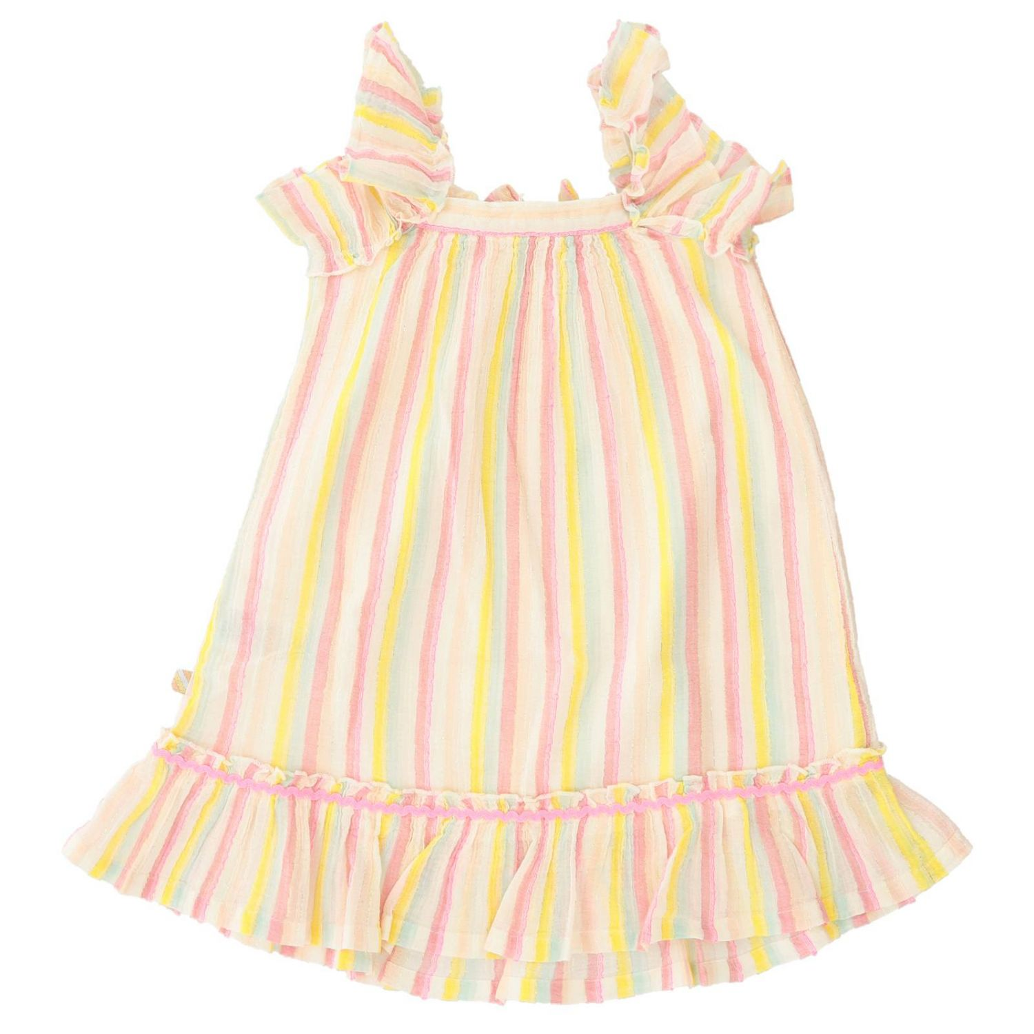 Robe enfant Billieblush multicolore 2