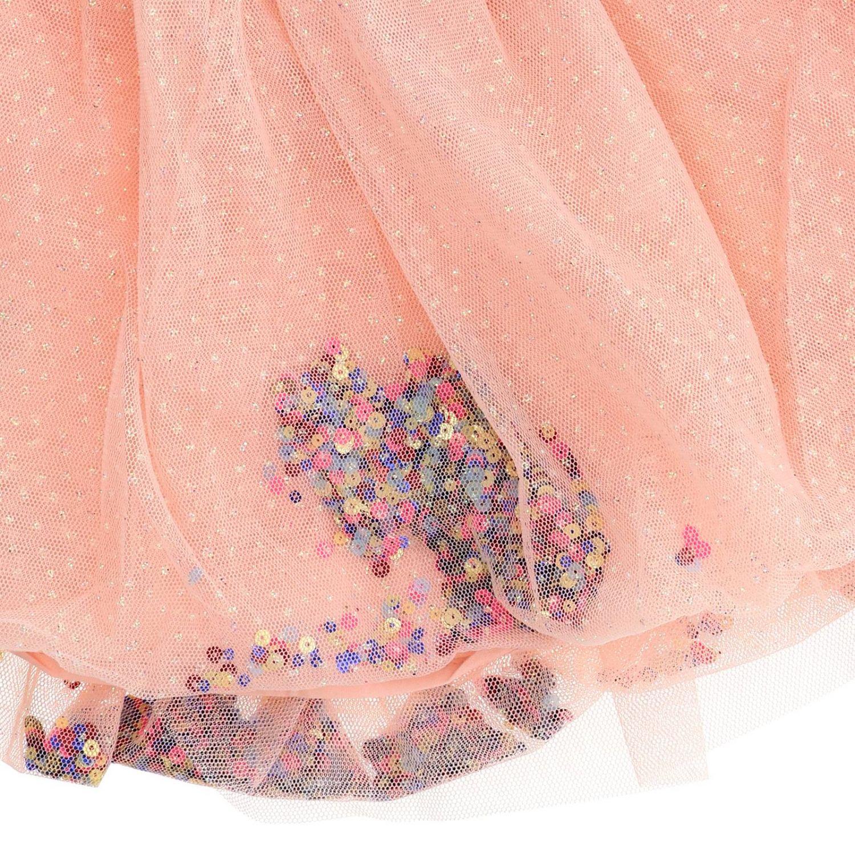 Falda niños Billieblush rosa 3