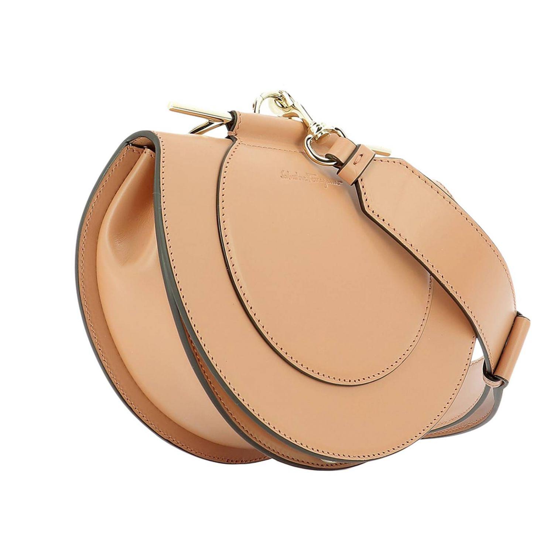 Tote bags women Salvatore Ferragamo brown 2