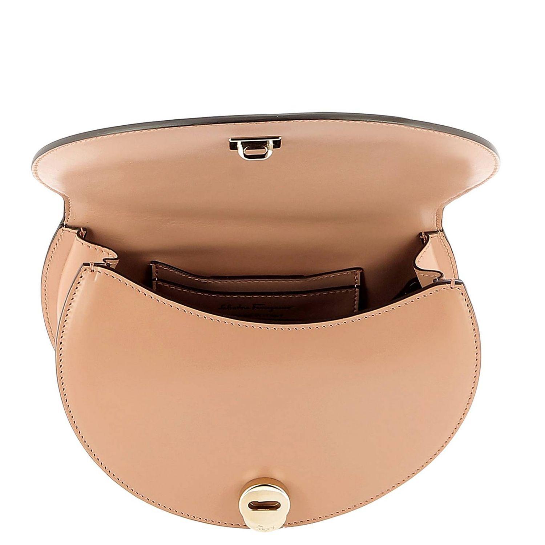 Tote bags women Salvatore Ferragamo brown 4