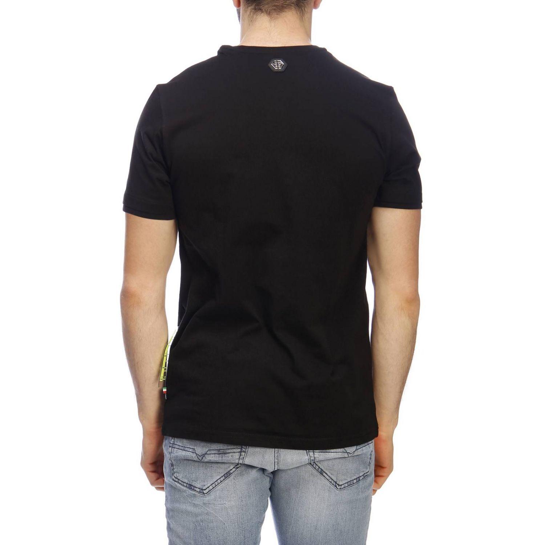 T恤 男士 Philipp Plein 黑色 3
