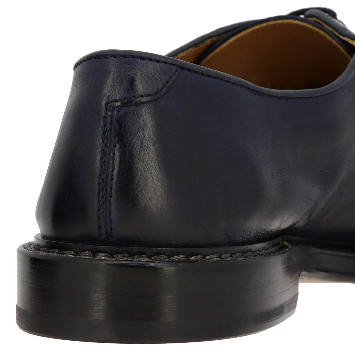 Loafers men Doucal's blue 4