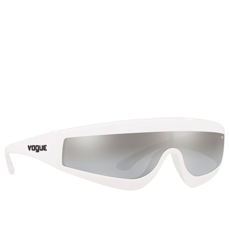 Glasses women Vogue white 1