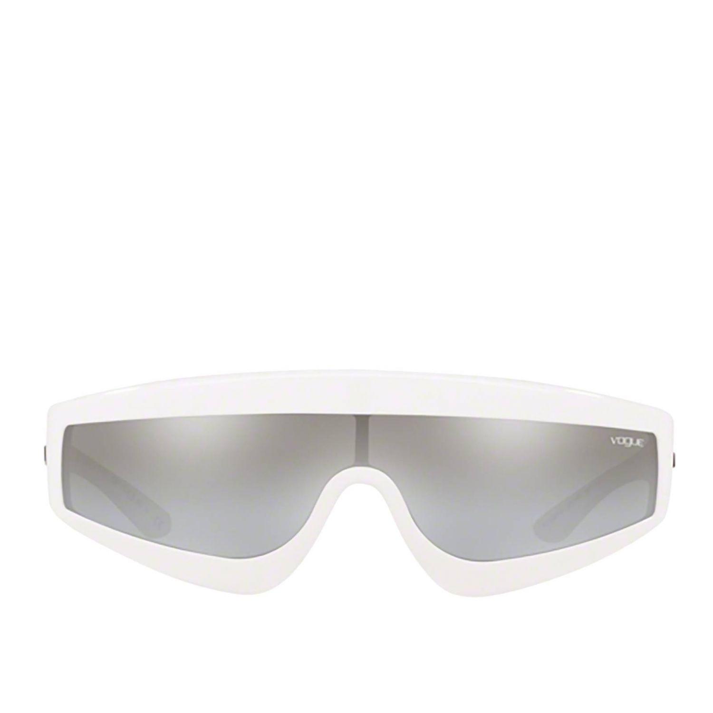 Glasses women Vogue white 2
