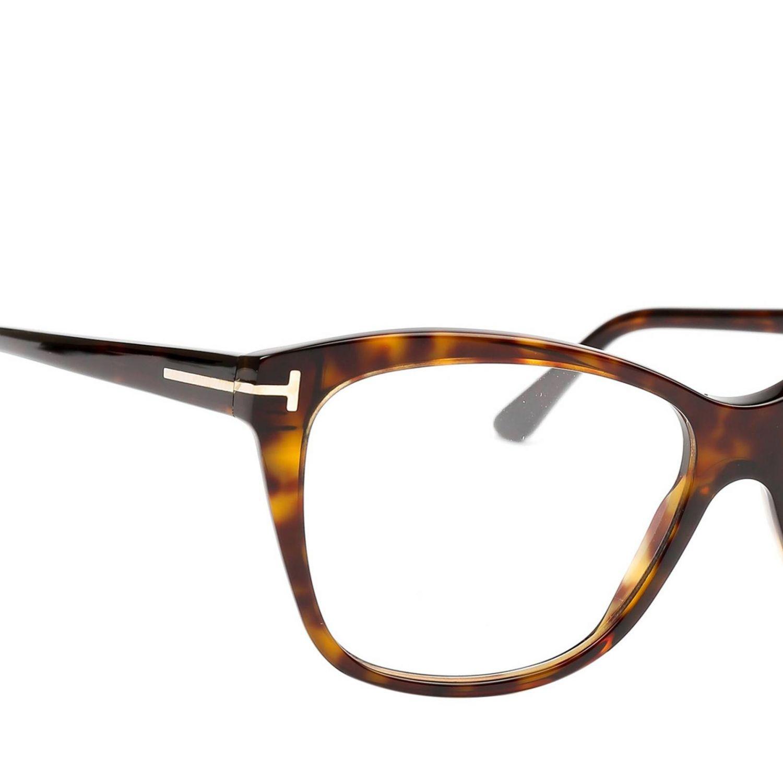 Glasses women Tom Ford brown 3