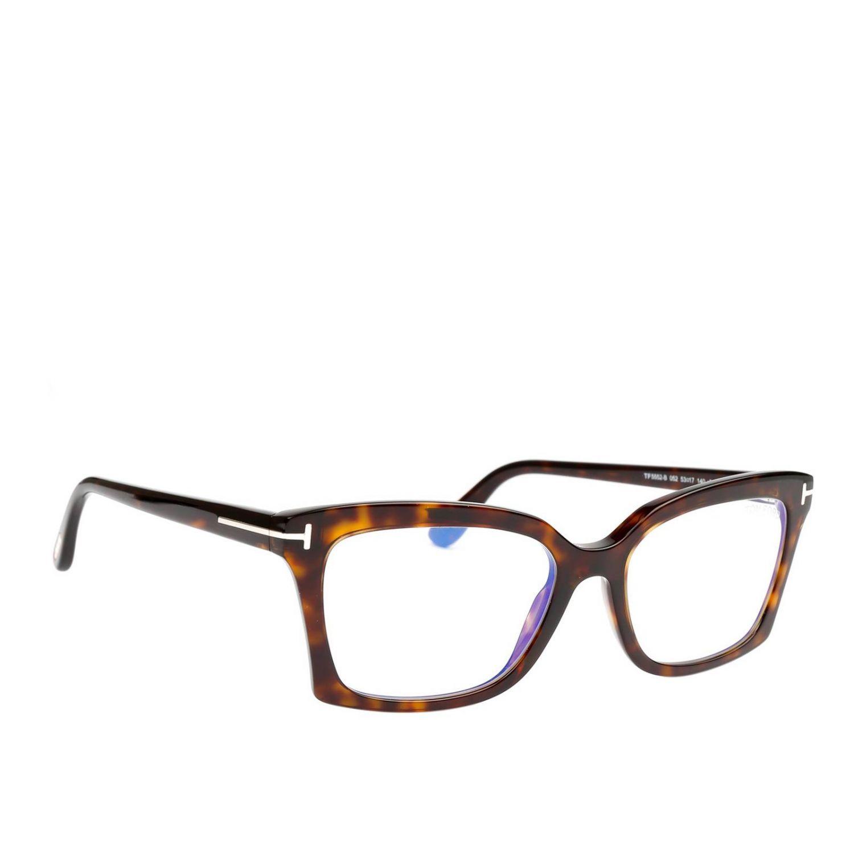 Glasses women Tom Ford brown 1