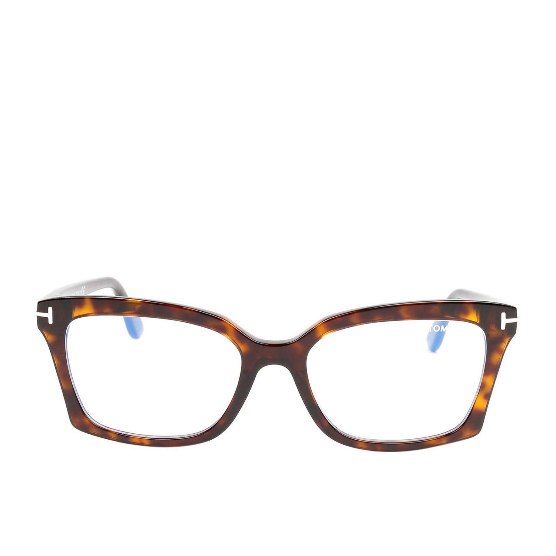 Glasses women Tom Ford brown 2