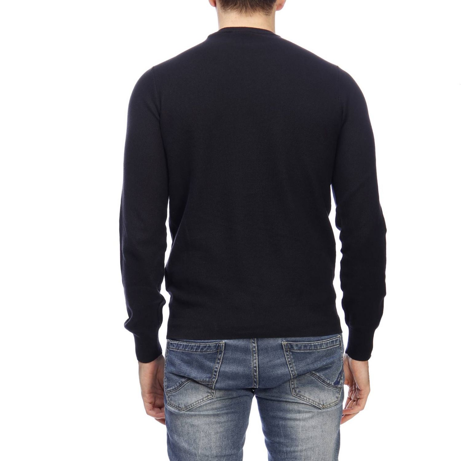 Sweater men K-way blue 3