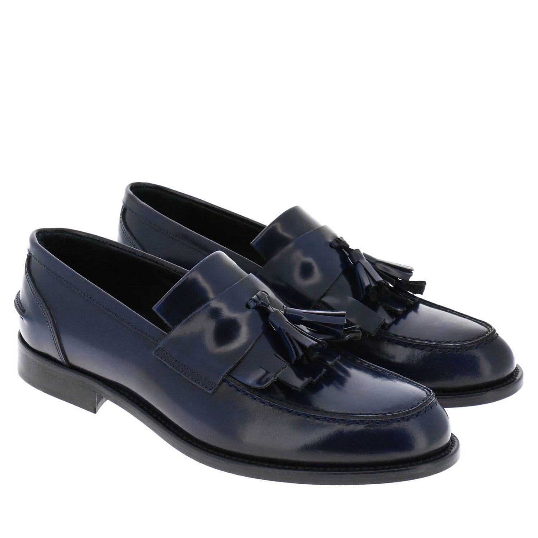 Спортивная обувь Мужское Manuel Ritz синий 2