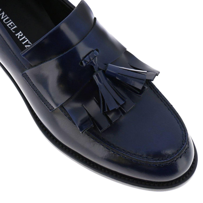 Спортивная обувь Мужское Manuel Ritz синий 3