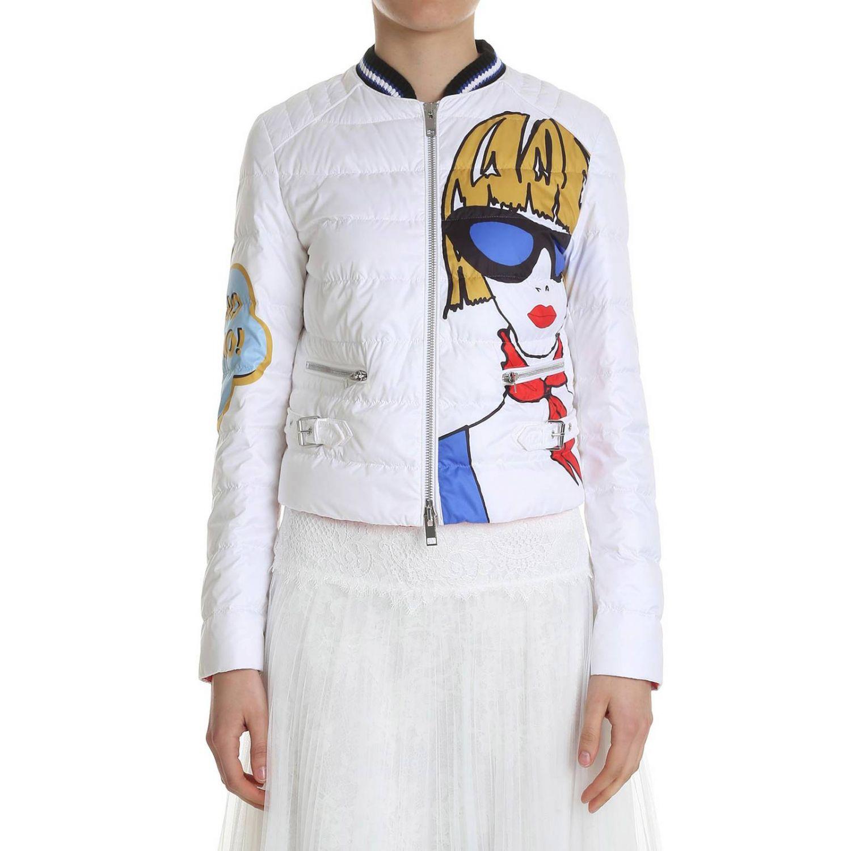 Veste femme Ermanno Scervino blanc 1