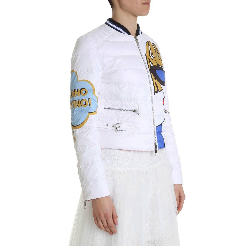 Veste femme Ermanno Scervino blanc 2
