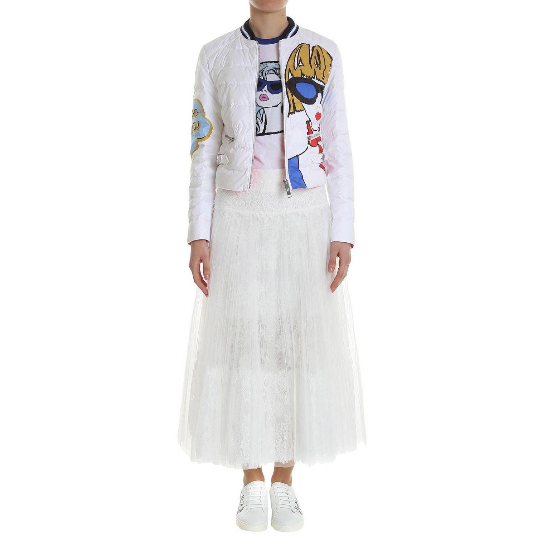 Veste femme Ermanno Scervino blanc 6