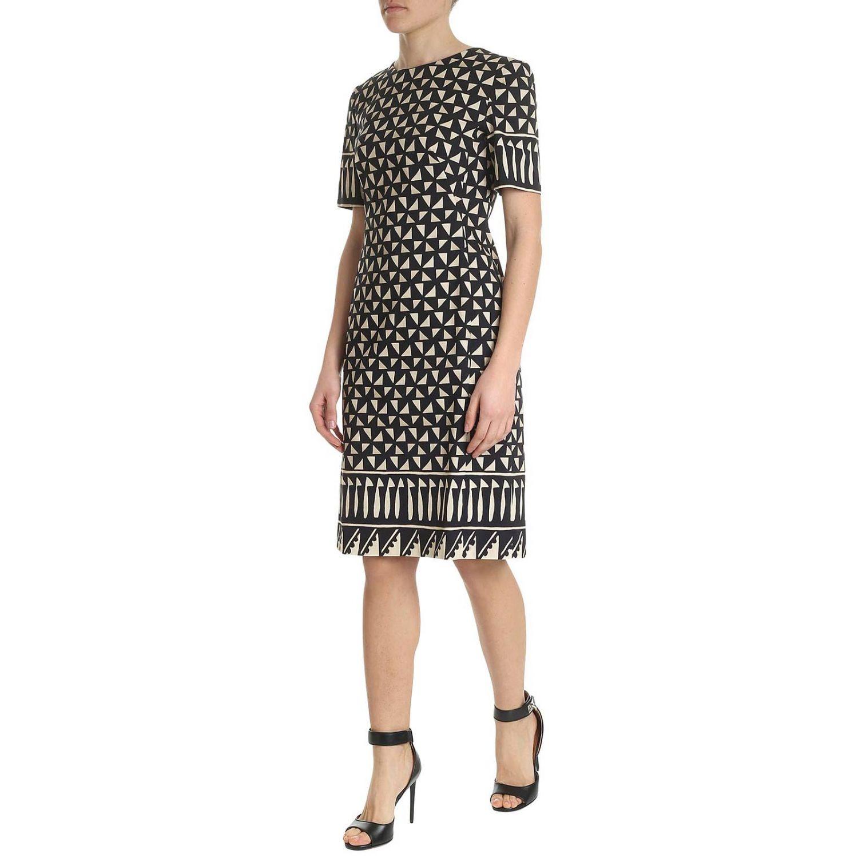 Robes Alberta Ferretti: Robes femme Alberta Ferretti noir 2