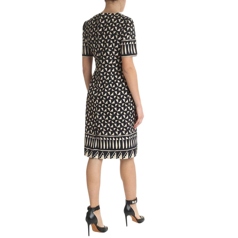 Robes Alberta Ferretti: Robes femme Alberta Ferretti noir 3