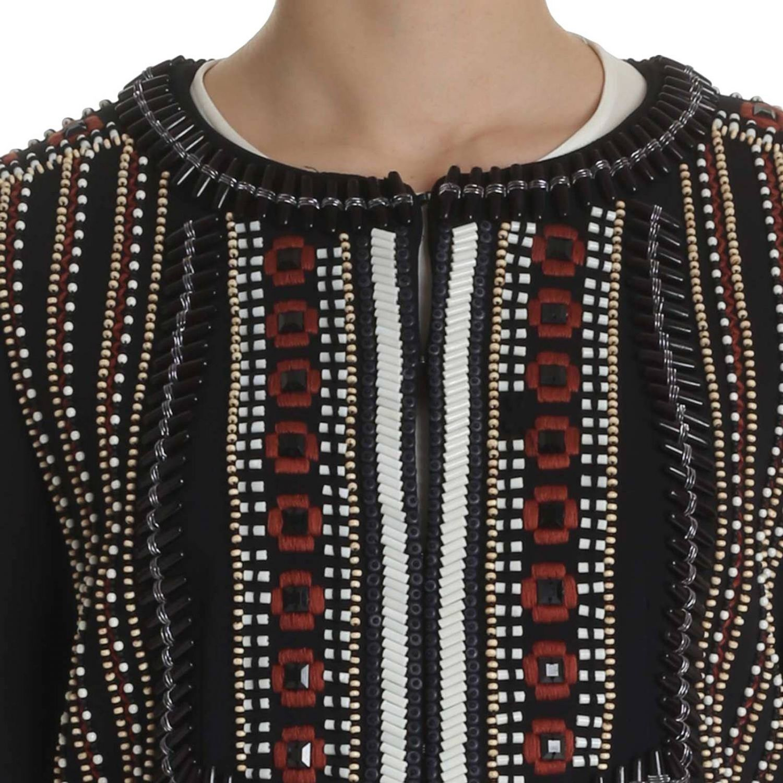 Veste Alberta Ferretti: Veste femme Alberta Ferretti noir 4