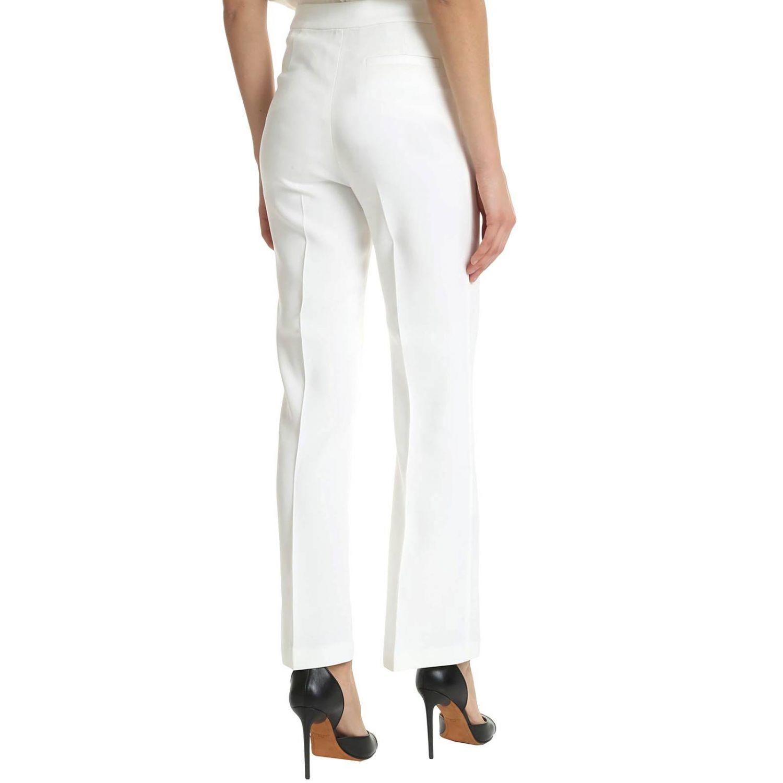裤子 Alberta Ferretti: 裤子 女士 Alberta Ferretti 白色 3
