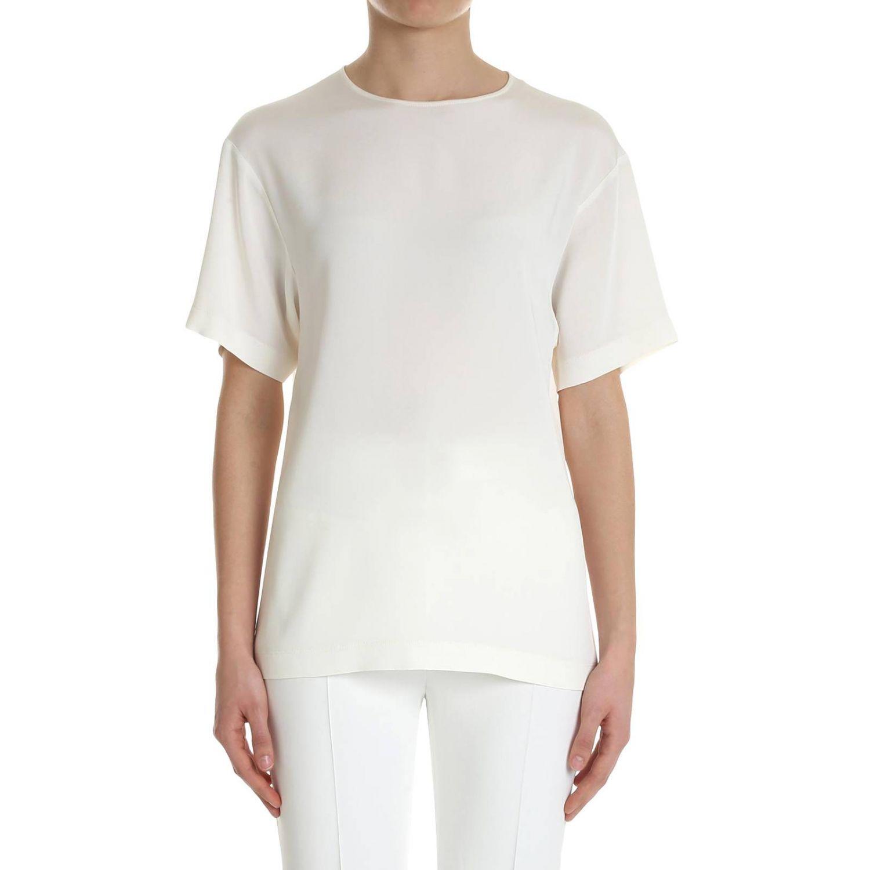 Shirt Alberta Ferretti: Shirt women Alberta Ferretti white 1