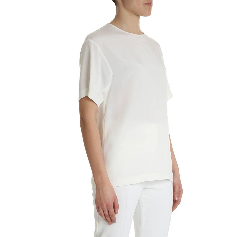 Shirt Alberta Ferretti: Shirt women Alberta Ferretti white 2