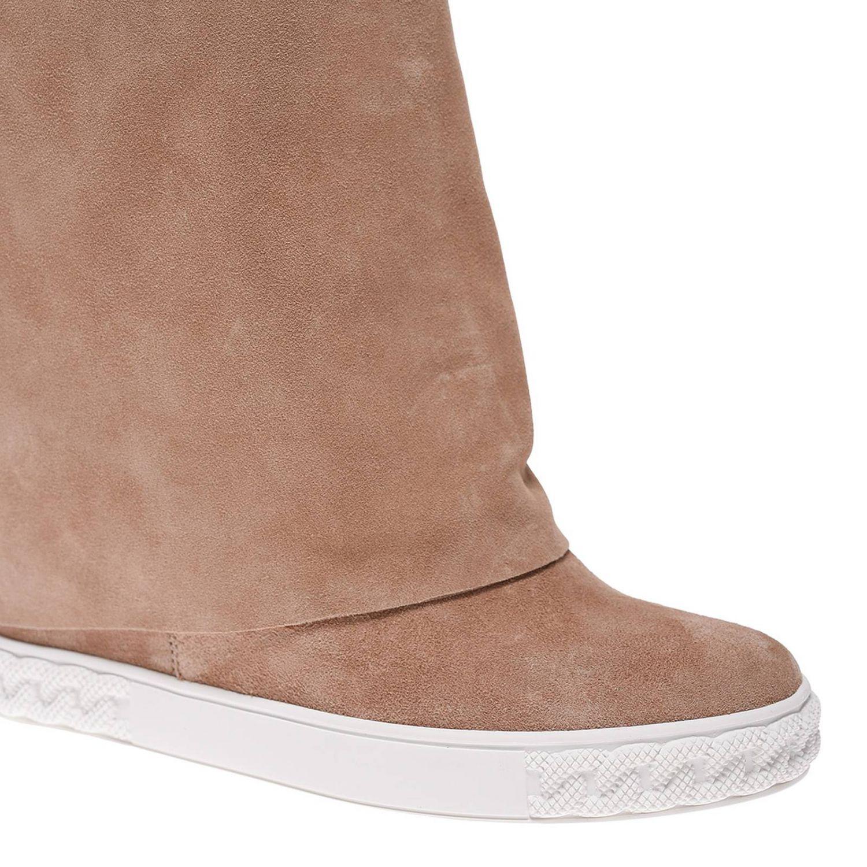 Scarpe donna Casadei cuoio 3